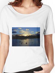 Desert Sunset Women's Relaxed Fit T-Shirt