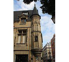 Gothic window Photographic Print