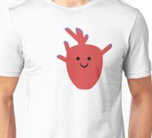 Happy Heart :) Unisex T-Shirt