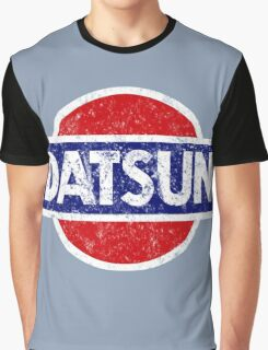 Datson - retro Graphic T-Shirt