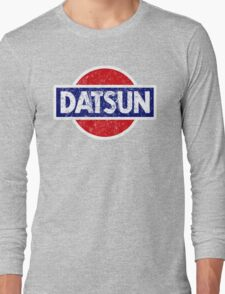 Datson - retro Long Sleeve T-Shirt