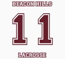 Beacon Hills Jersey (Scott McCall) One Piece - Short Sleeve