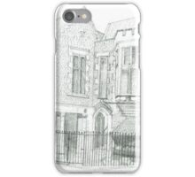 WINCHCOMBE. OLD TOWN HALL iPhone Case/Skin