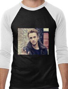tom felton Men's Baseball ¾ T-Shirt