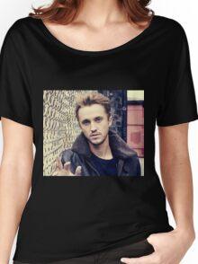 tom felton Women's Relaxed Fit T-Shirt
