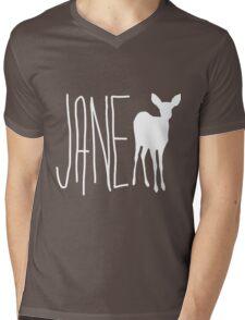 Jane Mens V-Neck T-Shirt