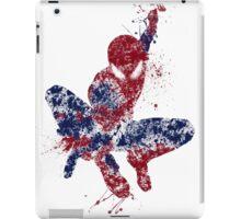 Spider-Man Splatter Art Color iPad Case/Skin