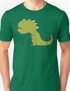 Small Arm T-Rex Drawing T-Shirt
