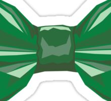 Vector Bow Tie  Sticker