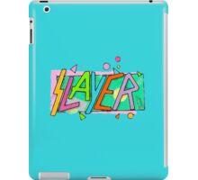 Beach Slayer! iPad Case/Skin