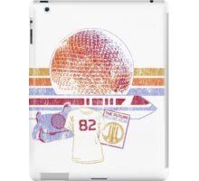Spaceship Earth and Monorail Vintage T-Shirt iPad Case/Skin
