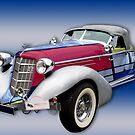 Classic Mondrain Style by Bob Martin