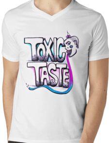 Toxic Taste Mens V-Neck T-Shirt