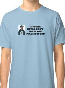 Metro Boomin Cartoon Classic T-Shirt