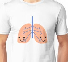 Happy Lungs :) Unisex T-Shirt