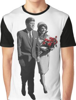Jackie and John Graphic T-Shirt