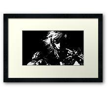 Raiden v2 Framed Print