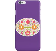 Sugar Skull Companion iPhone Case/Skin
