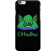 Cthulhu Pixel iPhone Case/Skin