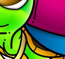 Little turtle /Marek/ Sticker