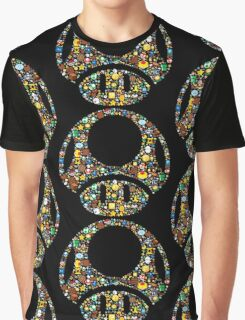 Toad minimalist Graphic T-Shirt