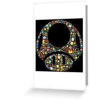 Toad minimalist Greeting Card