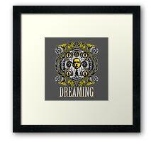 Lovecraftian Dreams Framed Print
