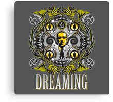 Lovecraftian Dreams Canvas Print