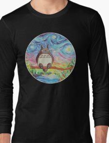 Totoro 3 Long Sleeve T-Shirt