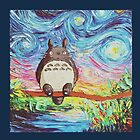 Totoro 3 by sofich