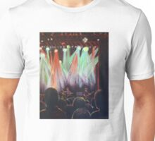 Stage Lights: In the Crowd Unisex T-Shirt