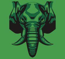 Zyuoh Elephant Kids Tee