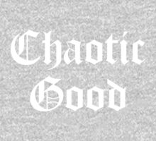 Chaotic Good One Piece - Long Sleeve