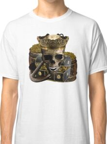 Pirate King Of Treasure Classic T-Shirt