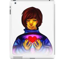 D E T E R M I N A T I O N iPad Case/Skin