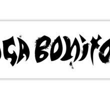 Joga Bonito Sticker