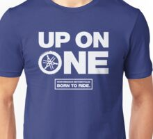 Up On One Performance Dirt Motorcycles Unisex T-Shirt