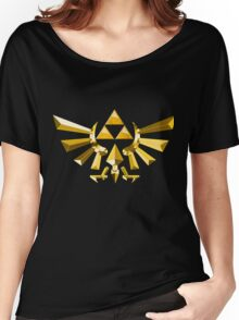 TRIFORCE Women's Relaxed Fit T-Shirt