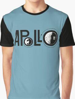 APOLLO 11 LOGO Graphic T-Shirt