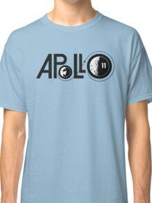 APOLLO 11 LOGO Classic T-Shirt