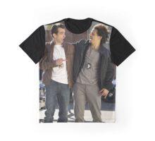 Man Seeking Woman Graphic T-Shirt