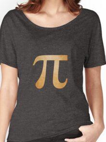 Orange Pi Symbol Women's Relaxed Fit T-Shirt