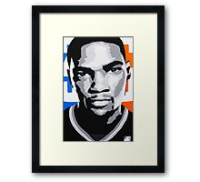 Durant Painting Framed Print