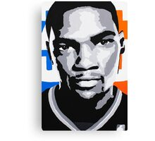 Durant Painting Canvas Print