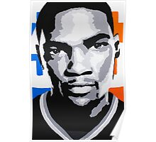 Durant Painting Poster
