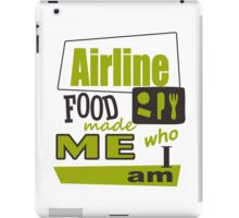 Airline Food iPad Case/Skin