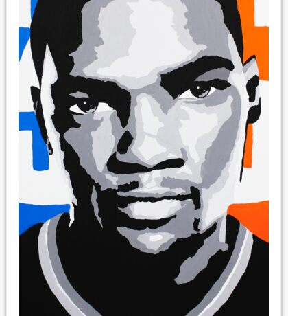 Durant Painting Sticker