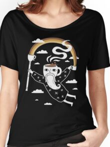 Joe the Coffee Wizard Women's Relaxed Fit T-Shirt