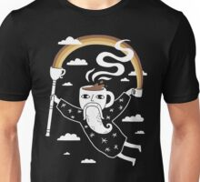 Joe the Coffee Wizard Unisex T-Shirt