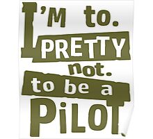 Pretty Pilot Poster